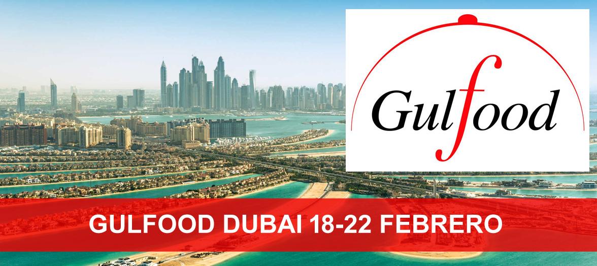 Gulfood Dubai 2018