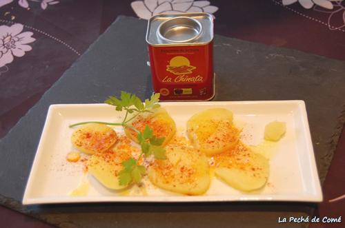"Patatas al Pimentón Ahumado ""La Chinata"" Dulce"