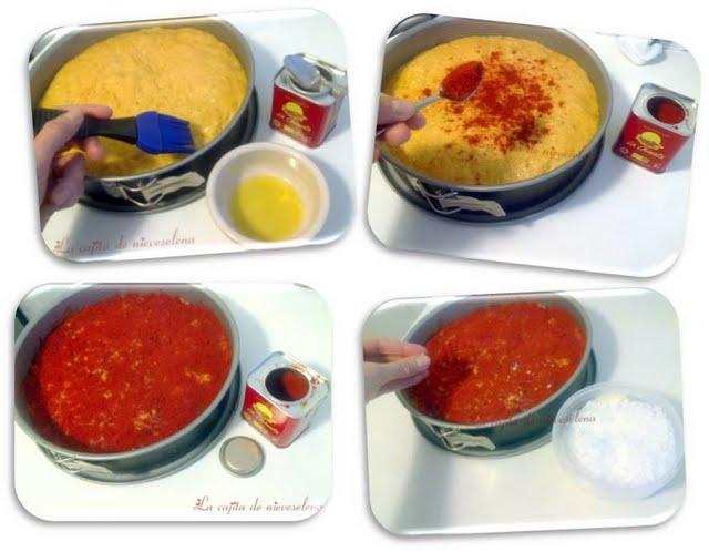 torta de pimenton