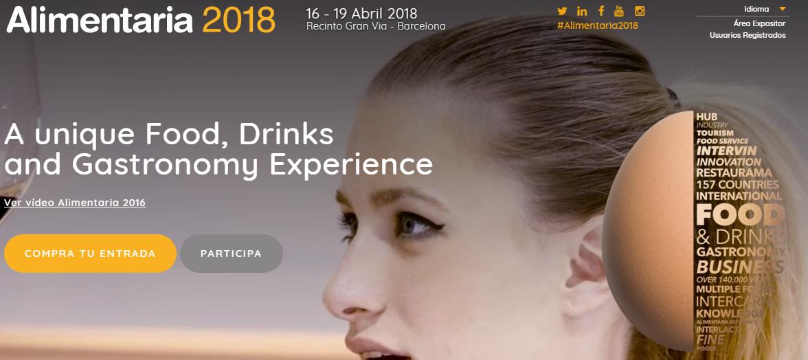 Alimentaria BCN 2018