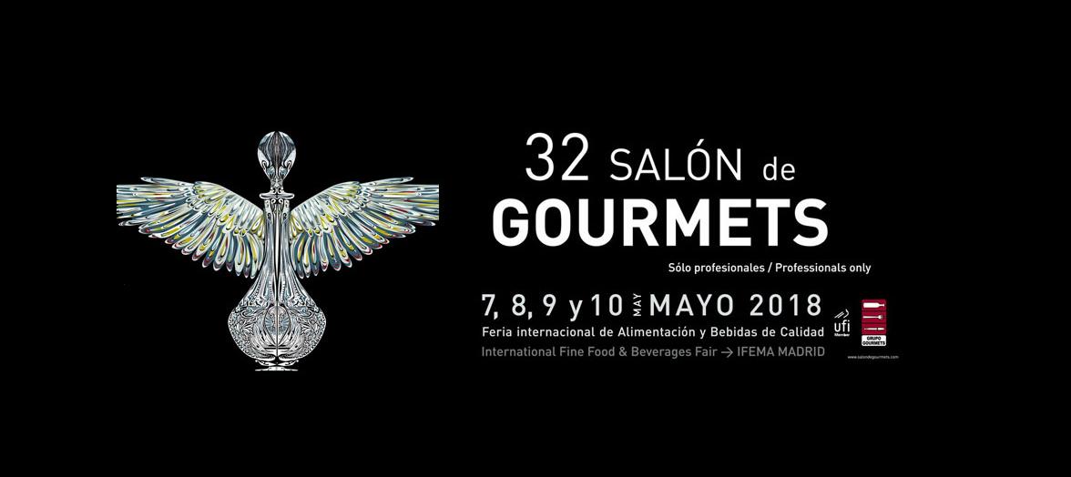 Salón del Gourmet Madrid 2018