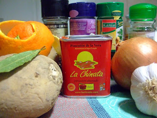 "Patatas al Pimentón ""La Chinata"" by Manuel Jesús Seoane"