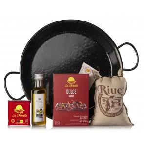 """Lote Paella """"La Chinata"""" Edición Gourmet"""