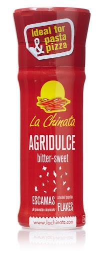 "Bitter-Sweet Smoked Paprika Flakes ""La Chinata"" 24g Grinder"