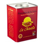 "Bitter-Sweet Smoked Paprika Powder ""La Chinata"" 4,5 Kg. Tin"