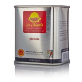 "Hot Smoked Paprika Powder ""La Chinata"" PREMIUM 70g Tin"