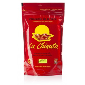 "Bitter-Sweet Smoked Paprika Powder ""La Chinata"" 500g  Bag"