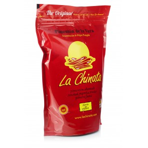 "Hot Smoked Paprika Powder ""La Chinata"" 1kg Bag"