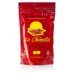 "Sweet Smoked Paprika Powder ""La Chinata"" 500g Bag"