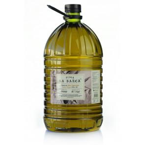 """Extra Virgin Olive Oil 5 litres """"Finca La Barca"""""""