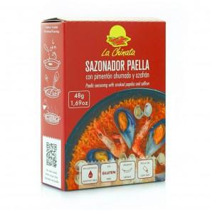 """Paella Seasoning """"La Chinata"""" 48g"""