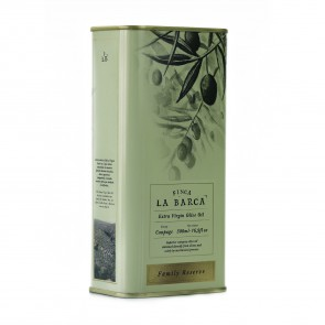 "Extra Virgin Olive Oil FAMILY RESERVE ""Finca La Barca"" 500ml. tin"