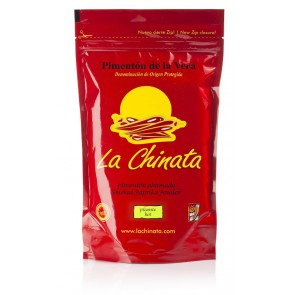 "Hot Smoked Paprika Powder ""La Chinata"" 500g Bag"