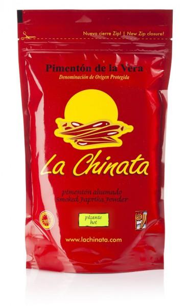 "Paprika Fumé ""La Chinata"" Fort 500 Gr. Zip Sac"