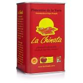 """Paprika Fumé """"La Chinata"""" Doux 750 Gr. Boîte"""