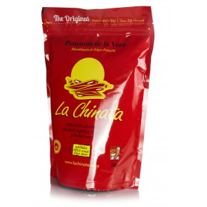 "Paprika Fumé ""La Chinata"" Agri-doux 1 kg. Zip Sac"