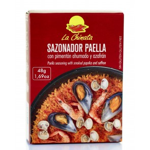 """Sazonador Paella """"La Chinata"""" 48g"""