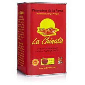 "Lata Dulce 750g Pimentón Ahumado ""La Chinata"""