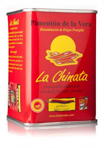 "Lata Agridulce 160g Pimentón Ahumado ""La Chinata"""