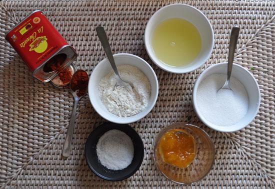 ingredientes bizcochito