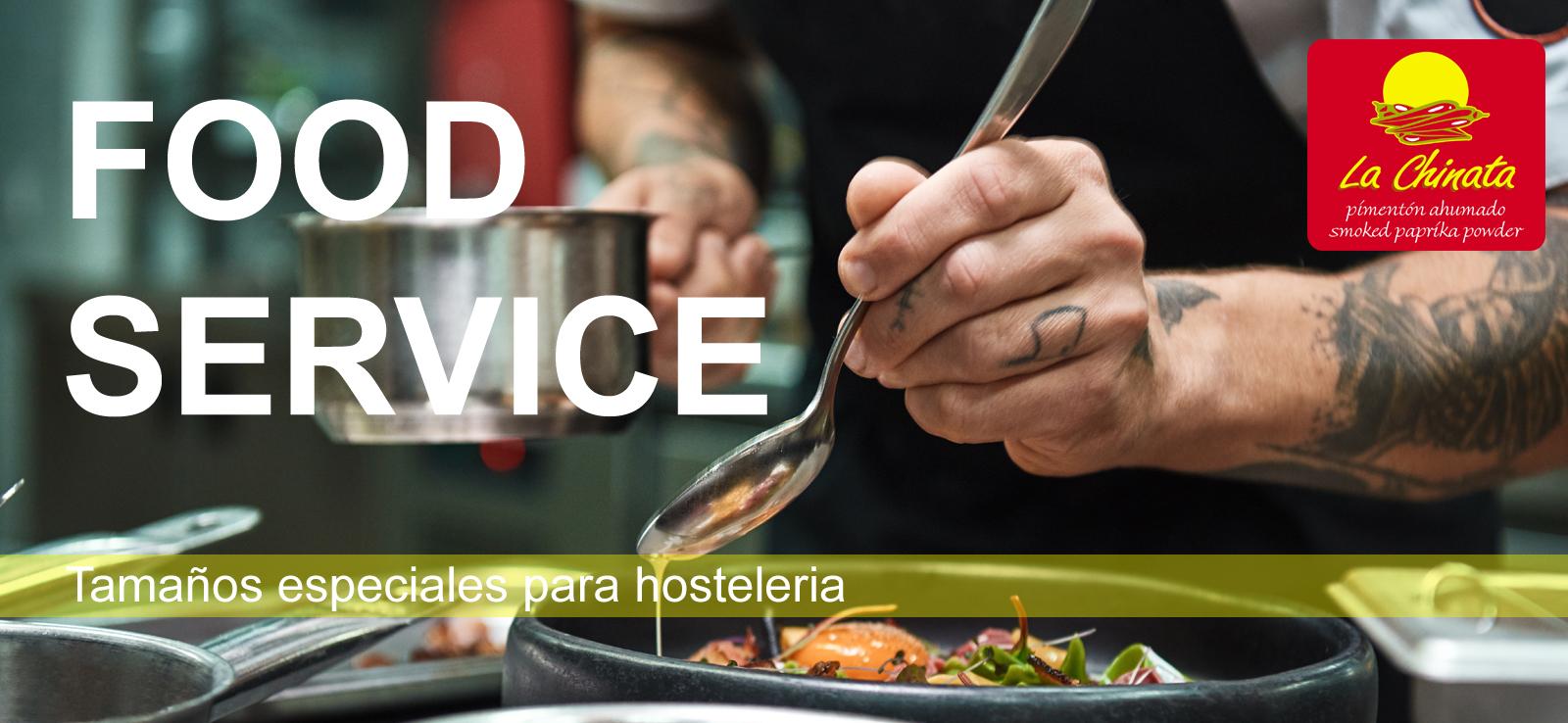 Food Service.