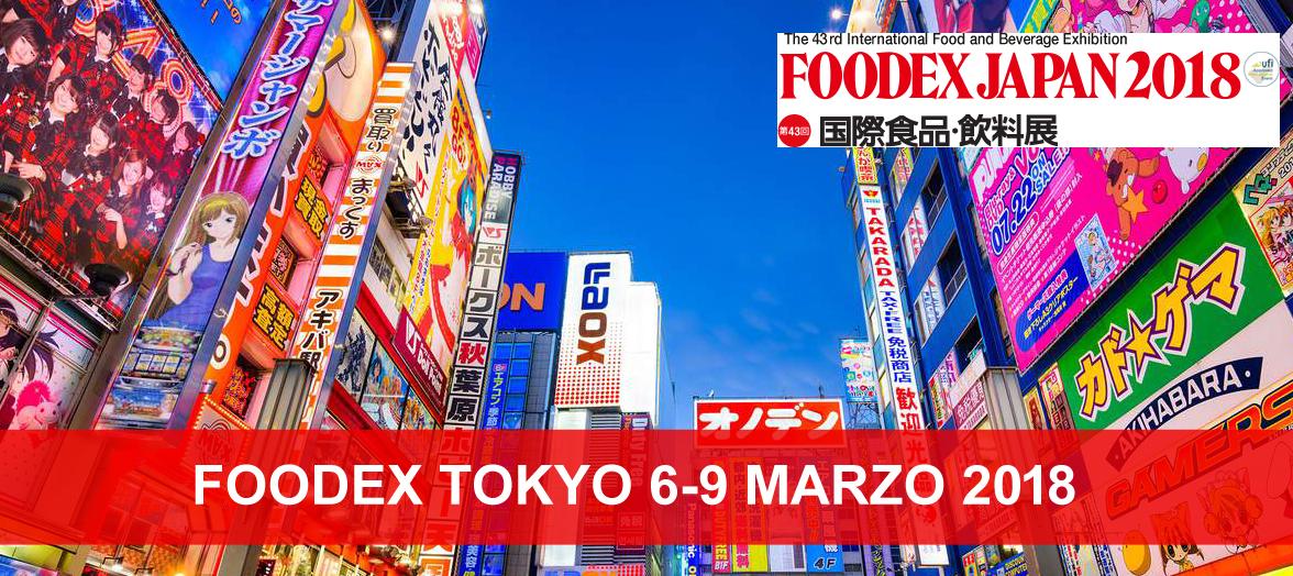 Foodex Tokyo 2018